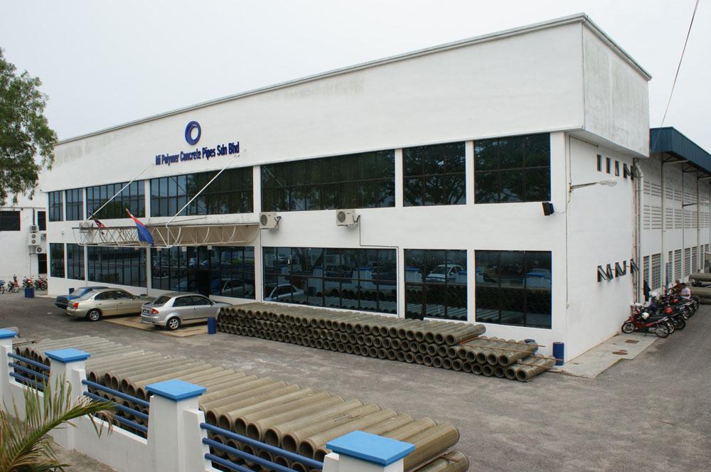 Mi-Polymer-Concrete-factory